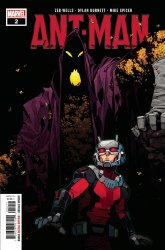 Marvel Comics's Ant-Man Issue # 2