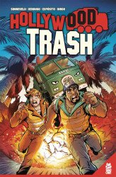 Mad Cave Studios's Hollywood Trash TPB # 1
