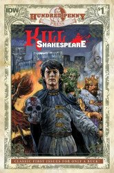 IDW Publishing's Kill Shakespeare Issue # 1hundred penny-b