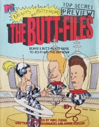 MTV Books's Beavis and Butthead: Butt-Files Issue preview