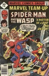Marvel Comics's Marvel Team-Up Issue # 60whitman