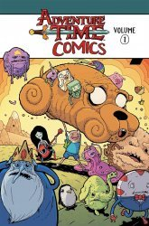 KaBOOM!'s Adventure Time Comics TPB # 1