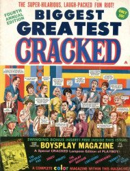 Major Magazines's Biggest Greatest Cracked Issue # 4