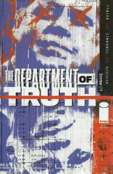 Image Comics's Department of Truth Issue # 1 - 3rd print