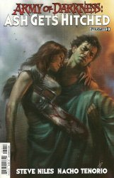 Dynamite Entertainment's Army of Darkness: Ash Gets Hitched Issue # 3e