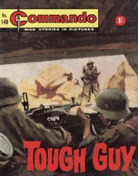 D.C. Thomson & Co.'s Commando: War Stories in Pictures Issue # 149
