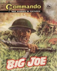 D.C. Thomson & Co.'s Commando: War Stories in Pictures Issue # 847