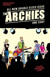 Archie Comics Group's The Archies Issue # 1