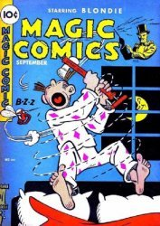 David McKay Publications's Magic Comics Issue # 110