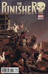Marvel Comics's The Punisher Issue # 218d