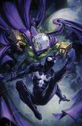 Marvel Comics's Symbiote Spider-Man Issue # 1scorpion-e