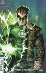 DC Comics's Hal Jordan and the Green Lantern Corps Issue # 45b