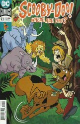 DC Comics's Scooby-Doo: Where Are You? Issue # 93