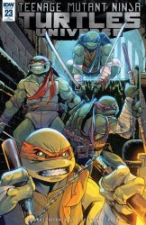IDW Publishing's Teenage Mutant Ninja Turtles Universe Issue # 23ri