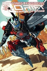 IDW Publishing's Transformers: Drift - The Empire of Stone Issue # 1