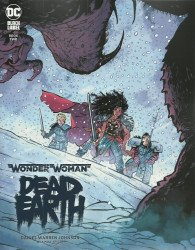 DC Black Label's Wonder Woman: Dead Earth Issue # 2