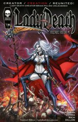 Coffin Comics's Lady Death: Extinction Express Issue # 1