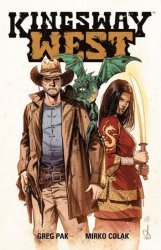 Dark Horse Comics's Kingsway West TPB # 1