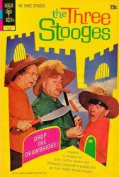 Gold Key's Three Stooges Issue # 55