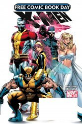 Marvel Comics's X-Men: Free Comic Book Day Issue fcbd