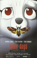 Image Comics's Stray Dogs Issue # 1b