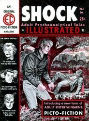 E.C. Publications, Inc.'s Shock Illustrated Issue # 1