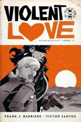 Image Comics's Violent Love Issue # 10