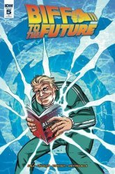 IDW Publishing's Back to the Future: Biff to the Future Issue # 5ri