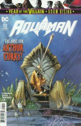 DC Comics's Aquaman Issue # 53
