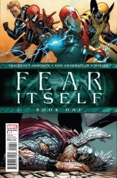 Marvel Comics's Fear Itself Issue # 1