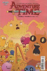 KaBOOM!'s Adventure Time Issue # 71b