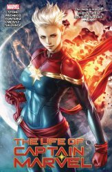 Marvel Comics's The Life of Captain Marvel TPB # 1