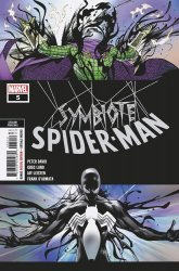 Marvel Comics's Symbiote Spider-Man Issue # 5 - 2nd print