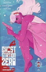 Image Comics's Ghost Station Zero Issue # 3b