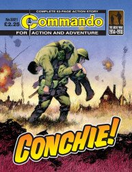 D.C. Thomson & Co.'s Commando: For Action and Adventure Issue # 5321