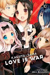 Viz Media's Kaguya-Sama: Love is War Soft Cover # 10