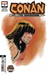Marvel Comics's Conan the Barbarian Issue # 3 - 2nd print
