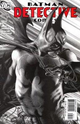DC Comicss Detective Comics Issue 822