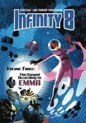 Magnetic Press's Infinity 8 Hard Cover # 3