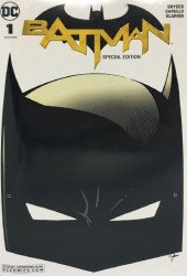 DC Comics's Batman: Special Edition Issue # 1convention