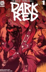 After-Shock Comics's Dark Red Issue # 1b