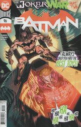 DC Comics's Batman Issue # 96