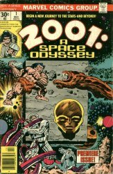 Marvel Comics's 2001: A Space Odyssey Issue # 1