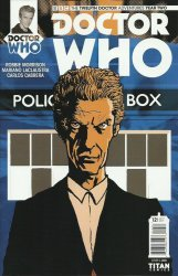 Titan Comics's Doctor Who: 12th Doctor - Year Two Issue # 12c