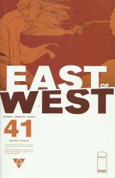 Image Comics's East of West Issue # 41