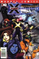 Marvel Comics's X-Men: Evolution Issue # 1