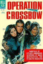 Dell Publishing Co.'s Operation: Crossbow Issue # 1
