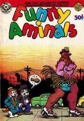 Apex Novelties's Funny Aminals Issue # 1