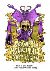 Image Comics's The Doomster's Monolithic Pocket Alphabet Hard Cover # 1