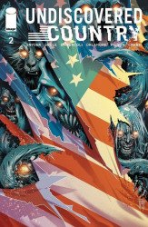 Image Comics's Undiscovered Country Issue # 2b